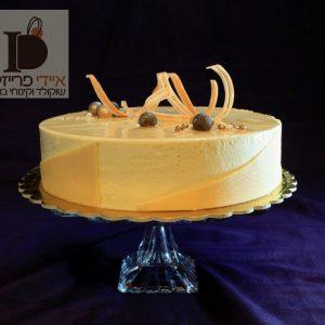 עוגת ראווה חלבית