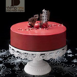 עוגת תות שוקולד