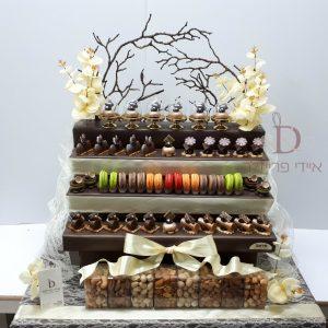 עיצוב שוקולדים